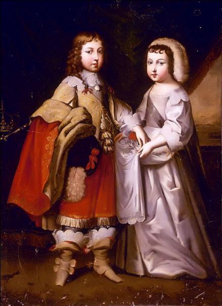 Que fit-on pour s'assurer que le dauphin Louis devienne bien Louis XIV et ne soit pas menacé par son frère au début de son règne ? Pas très « saine », la méthode.