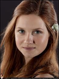 Quel était le surnom que Ginny donnait à l'épouse de l'un de ses frères ?