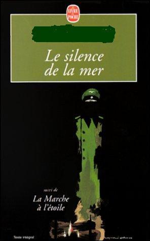 Le Silence de la mer  est l'oeuvre la plus connue de Jean Bruller. Sous quel pseudonyme, adopté pendant la résistance, fut-elle publiée en 1942 ?