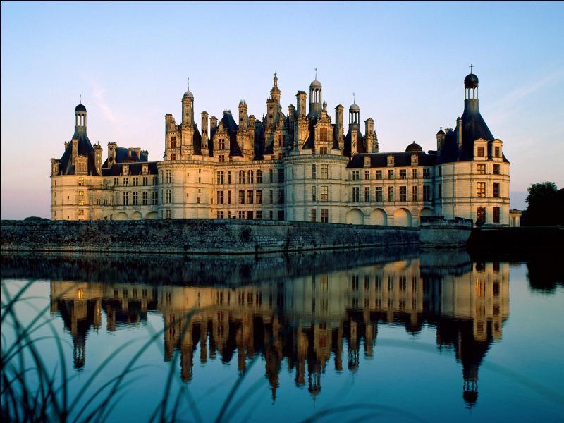 Dans quelle région de France peut-on visiter le château de Chambord ?