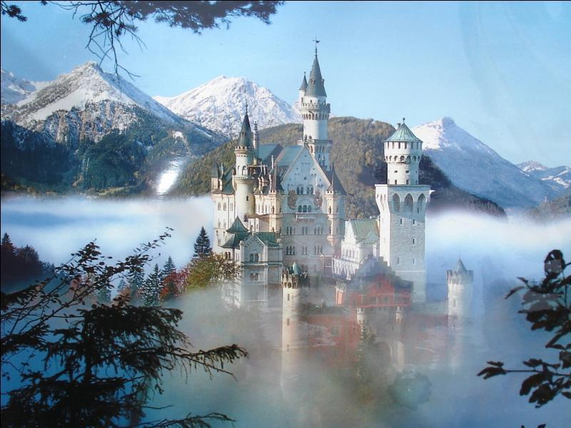 Un certain roi allemand a passé sa vie à faire construire de magnifiques châteaux, comme celui de Neuschwanstein. Quel était son nom ?
