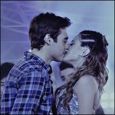Combien de fois se sont embrassés León et Violetta ?