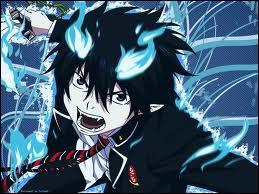 Le personnage de Rin dans le manga  Ao No Exorciste  est :