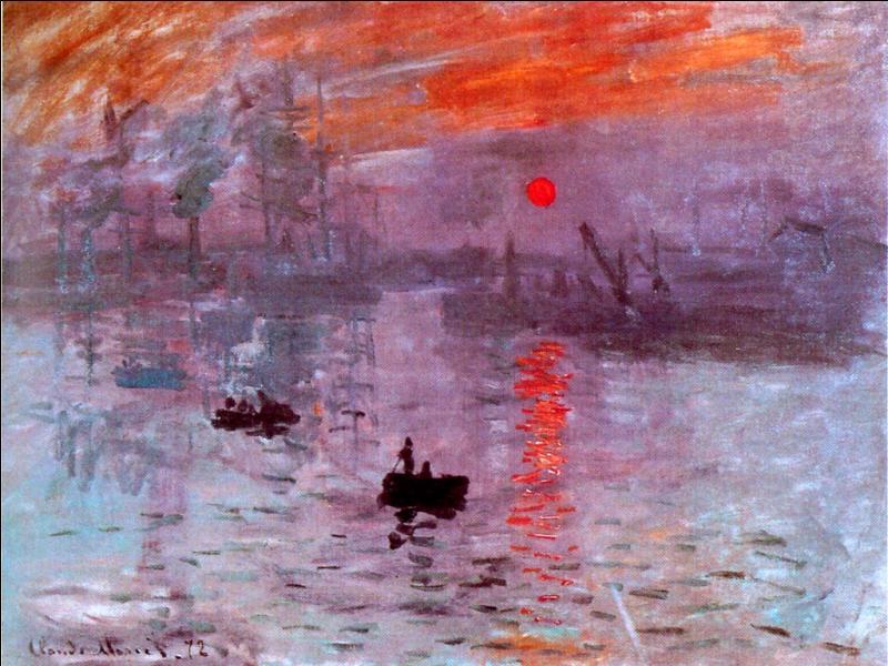 Enfin quand et où, Monet nous a-t-il quitté ?
