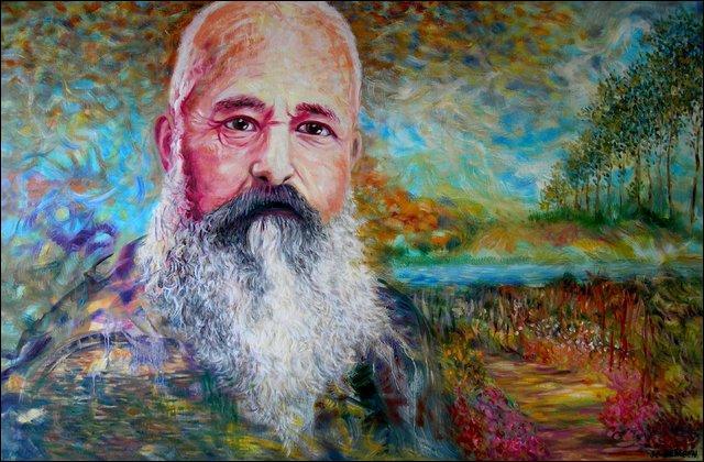 Où et quand est né Claude Monet ?