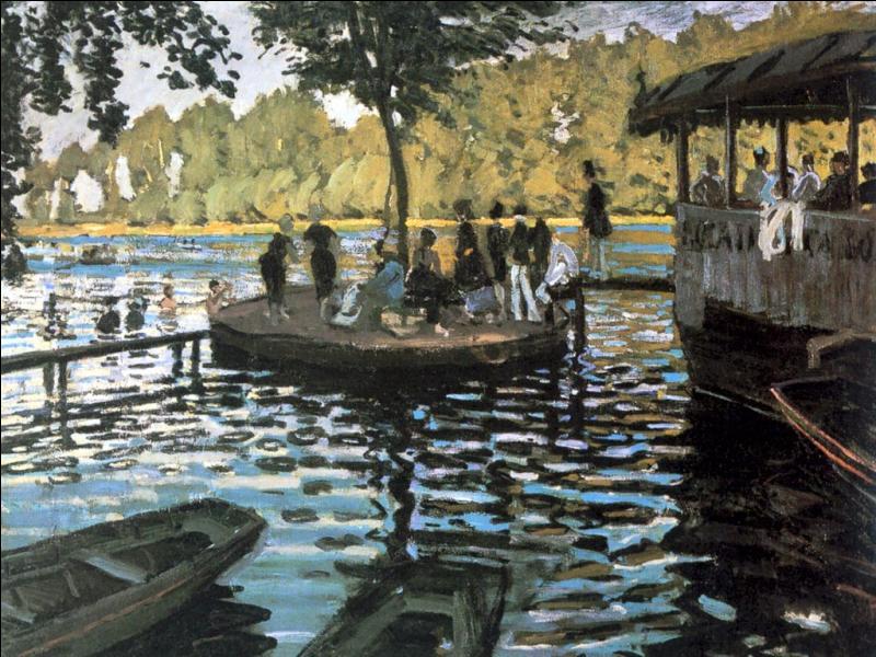 Comment s'appelle ce tableau datant de 1869 et visible au Metropolitan Museum of Art de New York ?