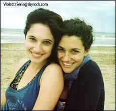 Quiz Violetta - Les acteurs