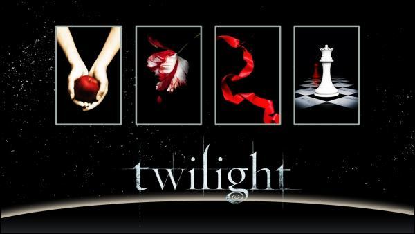 Quel est le titre du 1er  Twilight  ?