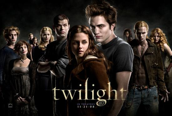 Le monde de Twilight