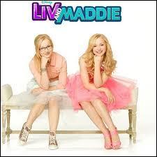 Quels sont les deux caractères de Liv et Maddie ?