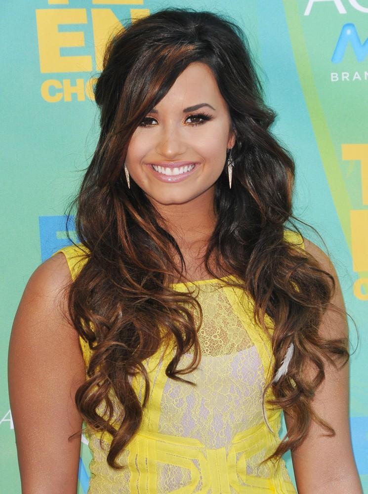 Zoom sur Demi Lovato