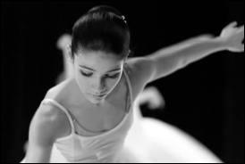 Dans quel type de local les danseurs répètent-ils ?