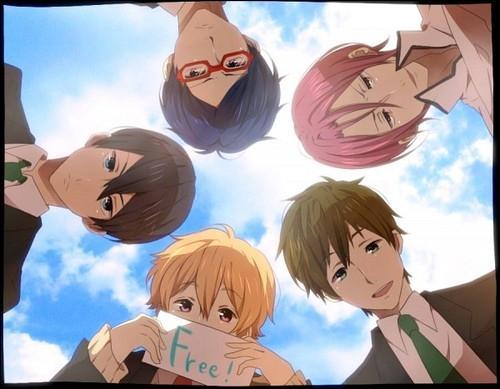 Qu'ont en commun Haruka, Makoto, Nagisa et Rei ?