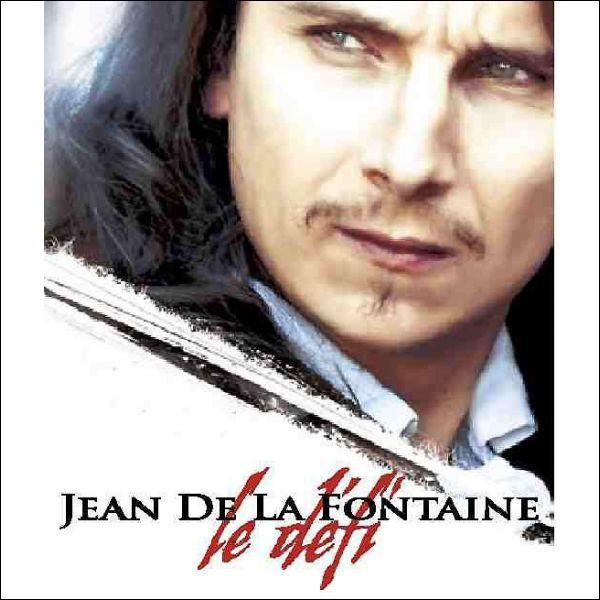 Qui interprète Colbert aux côtés de Lorant Deutsch et Sara Forestier, dans  Jean de La Fontaine, le défi , sorti en 2007 ?