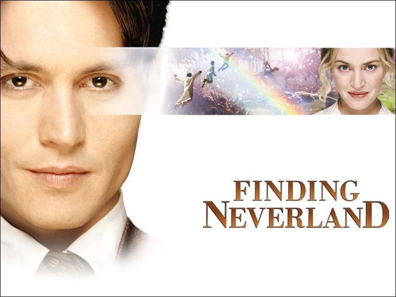Neverland , film de Marc Foster sorti en 2004, avec Johnny Depp, nous raconte comment J. M Barrie, écrivain écossais, en mal d'inspiration, a créé le personnage de littérature enfantine qui fera son succès. Quel est le nom de ce personnage ?