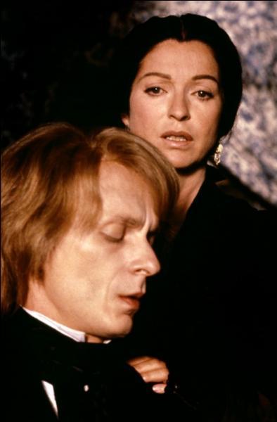 Qui est le réalisateur de  La Note bleue , sorti en 1991, mettant en scène quelques pages de la vie de George Sand et d'un autre de ses amants célèbres, Frédéric Chopin ?