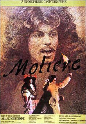 A quel(le) réalisateur(trice), également metteur en scène de théâtre, doit-on le premier film de long métrage sur la vie de Molière, sorti en 1978 ?
