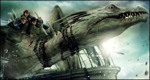 Quel est le premier Horcruxe découvert par Harry ?