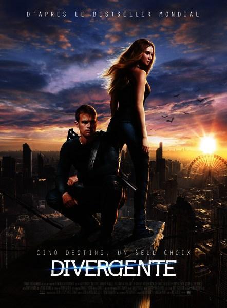 Divergente 1 - Les personnages