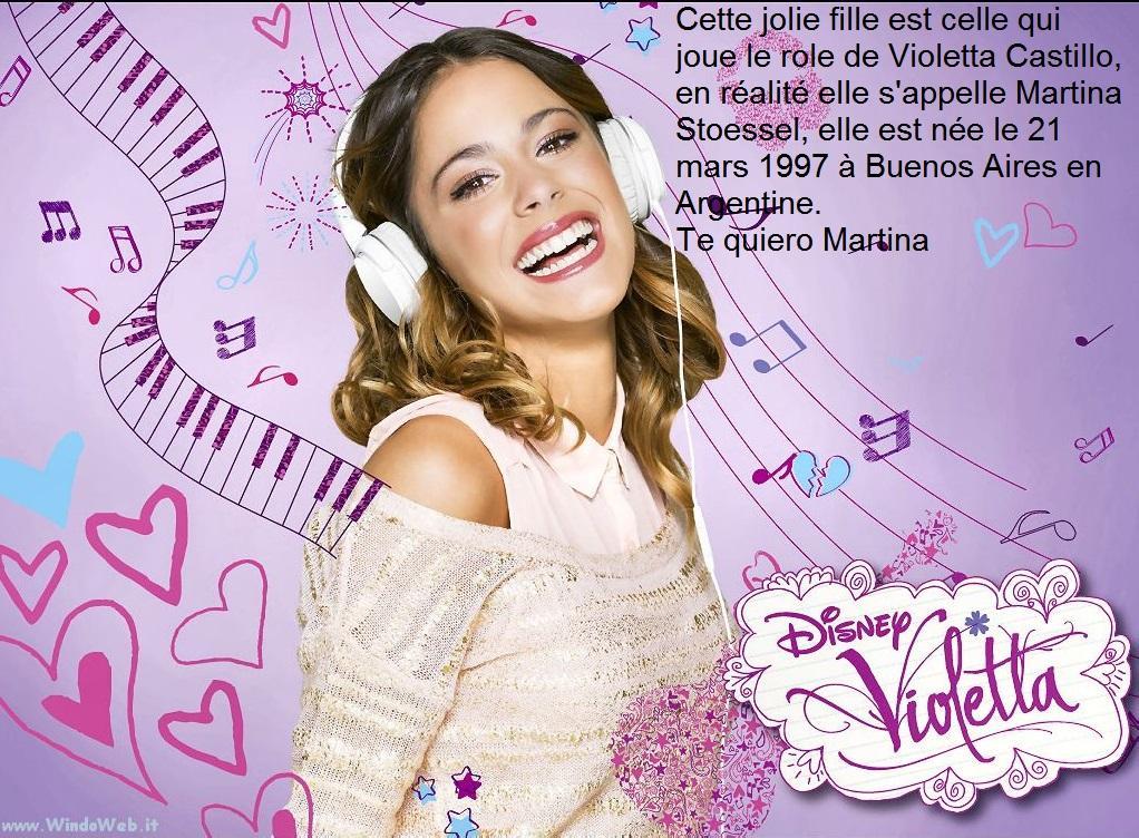 Les personnages de Violetta (partie 2)