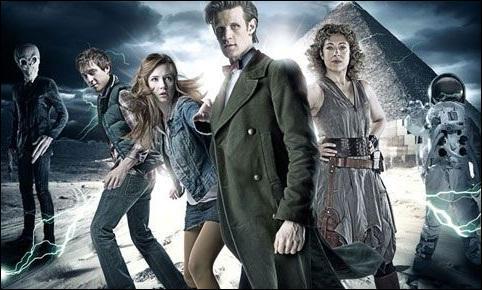 """Dans l'épisode """"Le mariage de River Song"""", le Docteur fait semblant de mourir, pour ne pas changer le cours de l'histoire."""