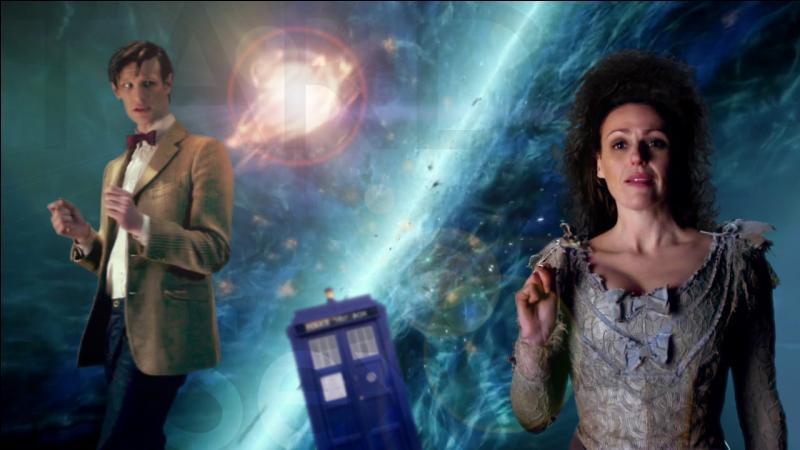 Il a jeté le manuel du TARDIS, car il n'était pas d'accord avec ce qui y était écrit.