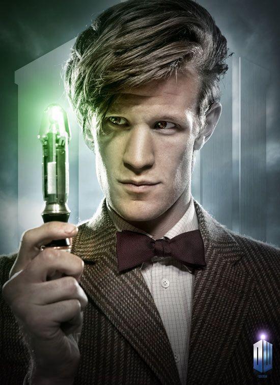 ''Doctor Who'' : personnalité du onzième docteur