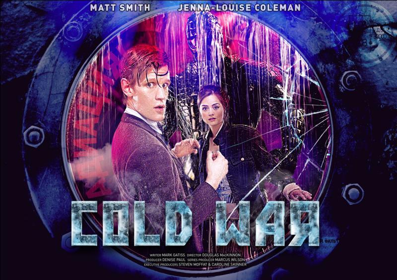 """Épisode 8. """"Cold War"""". Quel est le nom du Guerrier de glace ?"""