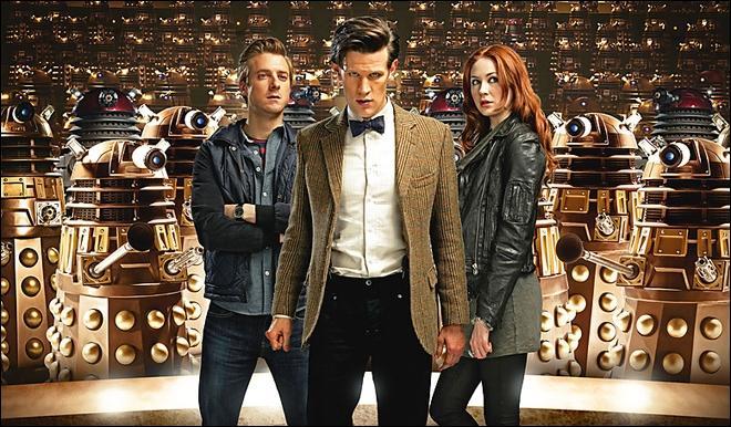 """Épisode 1. """"L'Asile des Daleks"""". Comment le Docteur surnomme-t-il Oswin lorsqu'on entend la musique au parlement des Daleks ?"""