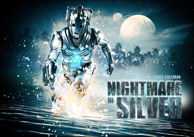 """Épisode 12. """"Nightmare in Silver"""". Dans la version anglaise, quel est le surnom du cyberplanificateur ? (sachant que son surnom en français est """"Mr. Génial"""")"""