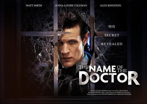"""Épisode 13. """"The Name of the Doctor"""". Qui est l'ennemi accompagnant le Docteur dans cet épisode ?"""