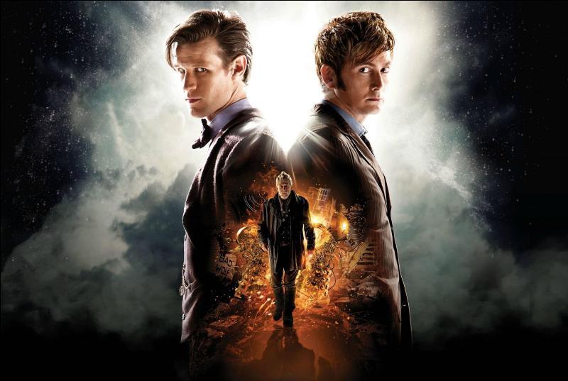"""Épisode spécial Noël. """"The Day of the Doctor"""". Quel extraterrestre le Docteur pourchasse-t-il ?"""