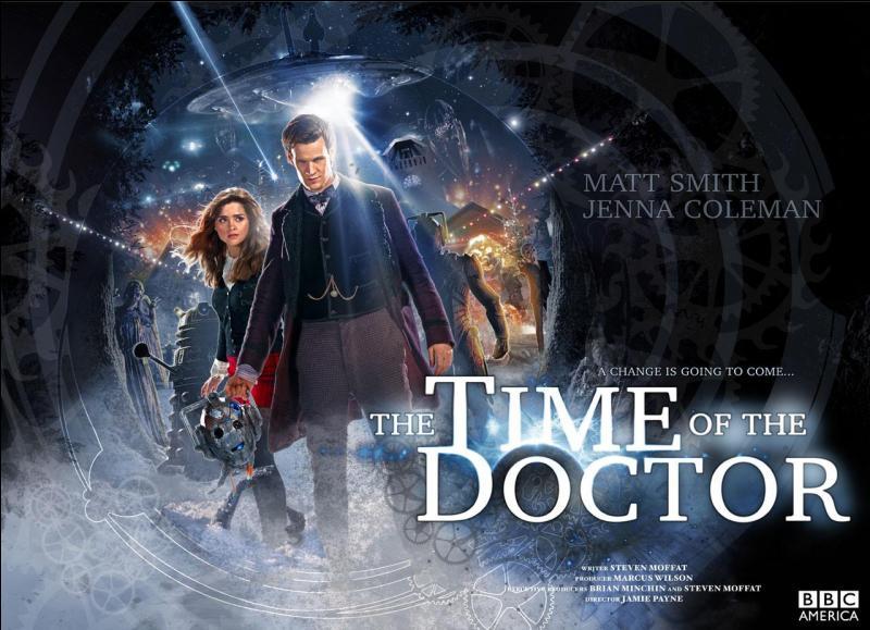 """Épisode spécial. """"The Time of the Doctor"""". Comment s'appelait Handles dans la version française ?"""