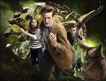 """Épisode 2. """"Des Dinosaures dans l'espace"""". Qui se trouvait autrefois dans le vaisseau ?"""