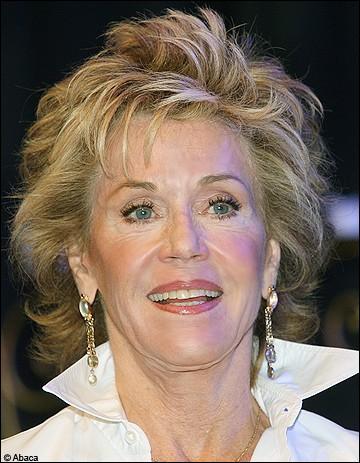 "Nancy Reagan dans ""Le Majordome"" :"