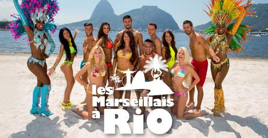 Les Marseillais à Rio