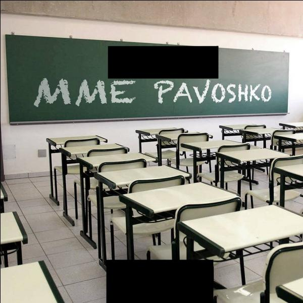 """Qui a chanté """"Mme. Pavoshko"""" ?"""