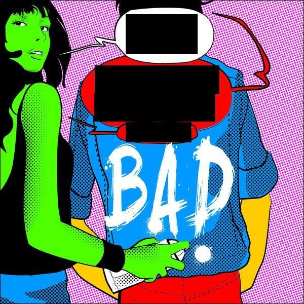 """Qui a chanté """"Bad"""" ?"""