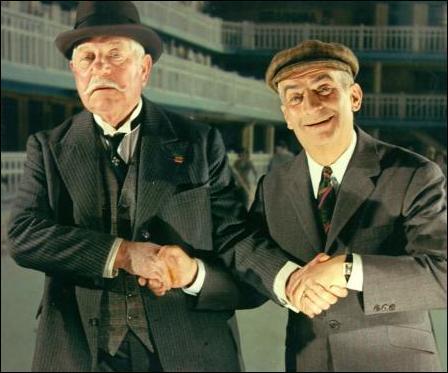 Dans quel film joue-t-il le rôle de Félicien Mézeray, amateur de Modigliani, au côté de Jean Gabin ?