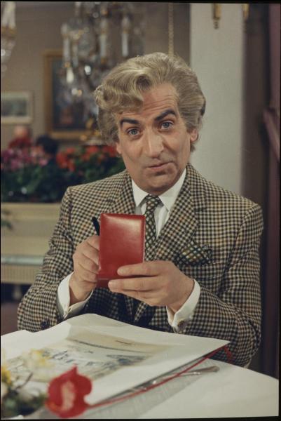 Il est Monsieur Septime, patron d'un fameux établissement parisien. Dans quel filmest-ce ?