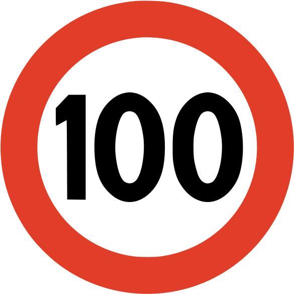 Le nombre 100