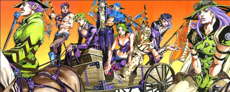 Quel est le nom japonais du manga ?
