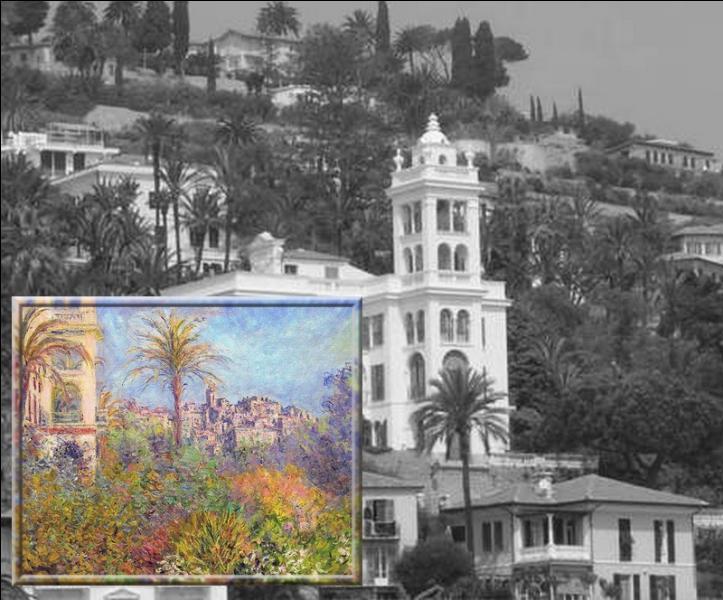 De janvier à avril 1884, il effectue un séjour à Bordighera sur la riviera du Ponant. Il avait découvert ces paysages féeriques l'année précédente grâce à un voyage avec son ami...