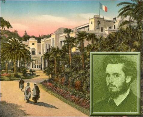 Il intègre le 1er régiment de chasseurs d'Afrique le 29 avril 1861 et va stationner à Mustapha en Algérie. Quelle circonstance provoque sa démobilisation en 1862 ?