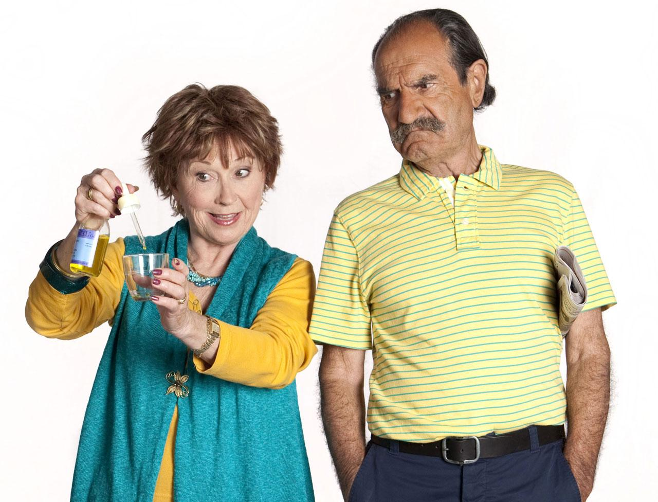 43-Scènes de Ménages : Huguette et Raymond