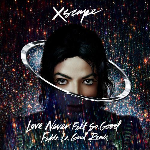 "Dans la chanson ""Love never felt so good"", qui a chanté avec Michael Jackson ?"