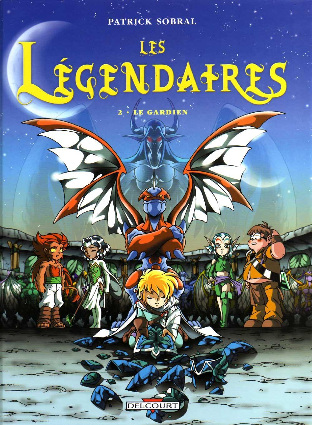 Les Légendaires : tome 2