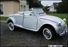 Voici une 2CV cabriolet. Quel est le nom de son kit ?