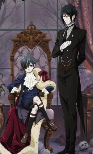 """Black Butler"" (Kuroshitsuji) a été créé par ..."