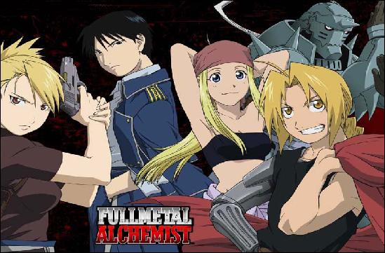 "Quel mangaka a créé ""Fullmetal Alchemist"" ?"